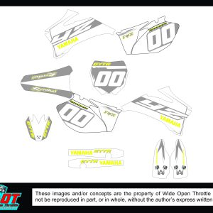 YZ450f Custom designs