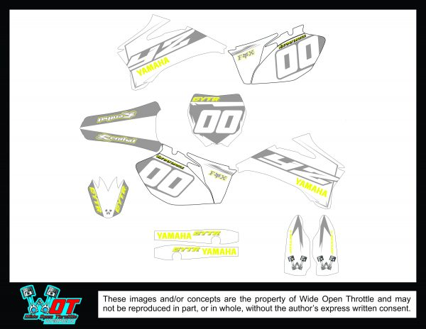 MX Decals
